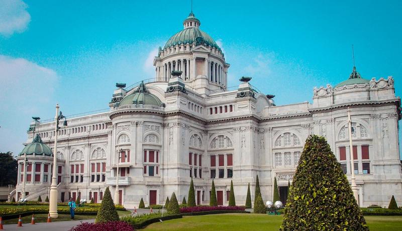 Cung điện Chitralada