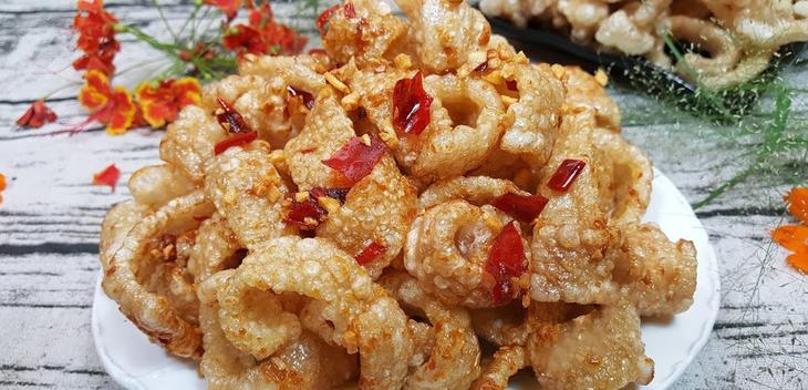 Top 7 Món ăn ngon nhất được chế biến từ da heo