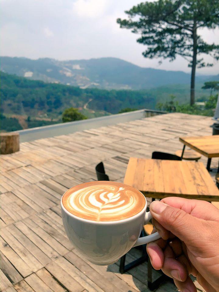 Top 22 Quán cà phê view đẹp và chất nhất Đà Lạt