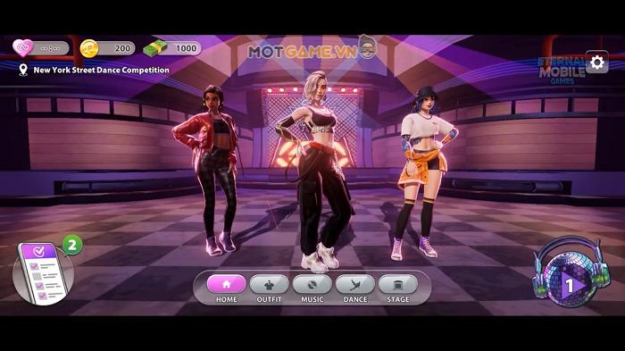 Dance Boom: Game giải đố xếp hình kết hợp với âm nhạc và dancer hoàn toàn mới lạ