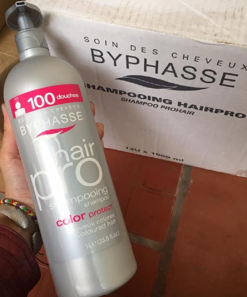 Dầu Gội Đầu Byphasse Hair Pro