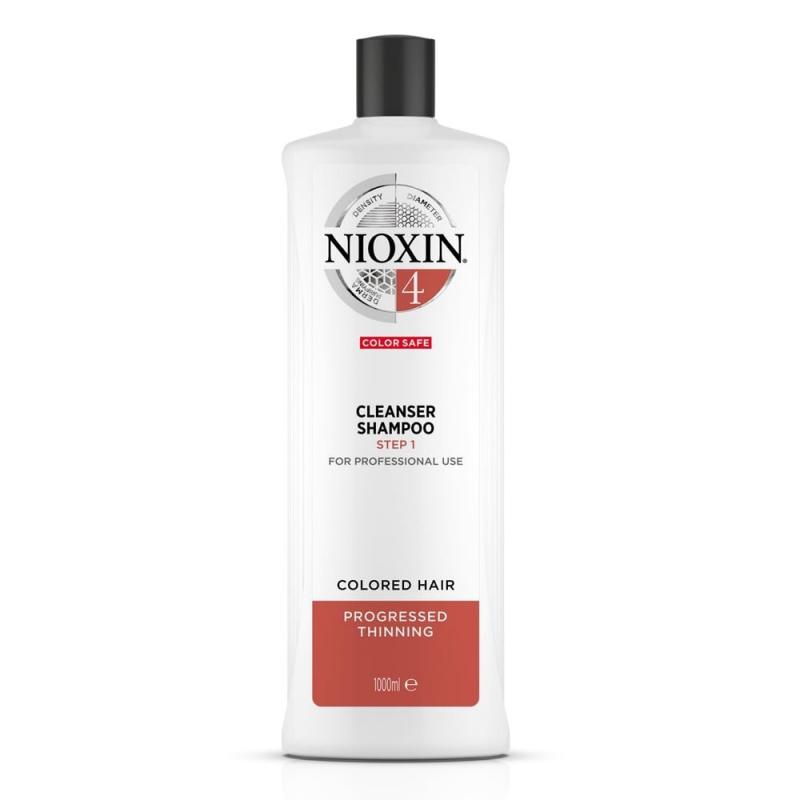 Dầu Gội NIOXIN 4