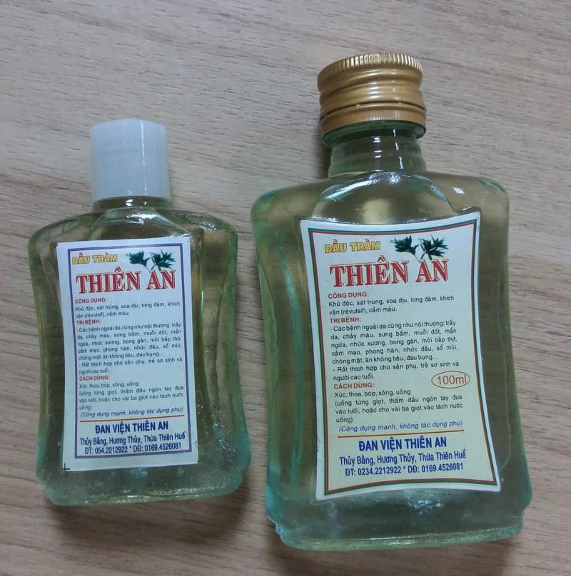 Top 6 Địa chỉ bán dầu tràm tốt và uy tín nhất tại Hà Nội