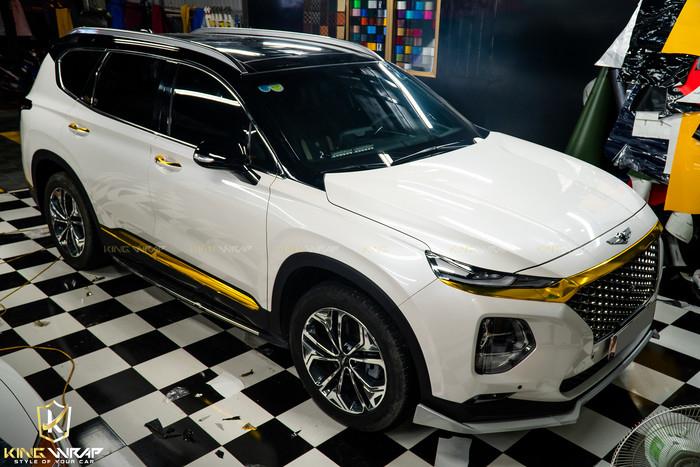 Top 5 Địa chỉ dán decal ô tô chất lượng nhất tại Hà Nội