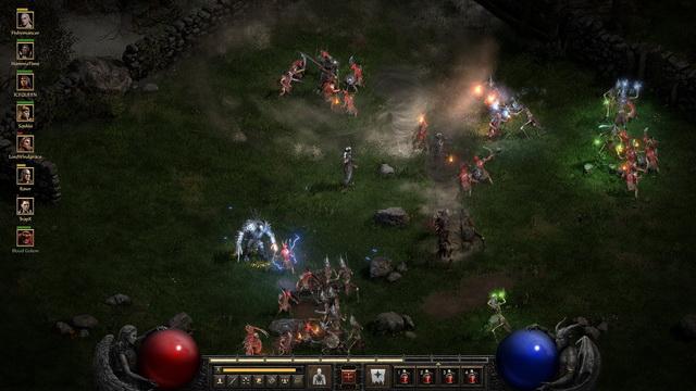 Cấu hình chơi Diablo II Resurrected