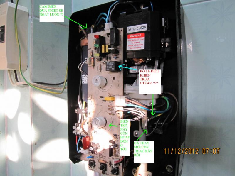 Điện Lạnh Hùng Cường có 2 hình thức sửa máy nước nóng tại tại đó là sửa máy nước nóng trực tiếp và gián tiếp