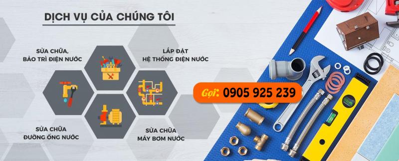Điện nước Ngọc Bình - Công Ty TNHH KTTMDV Đăng Khôi