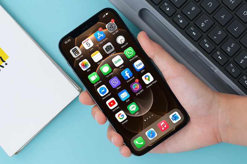 Điện thoại iPhone 12 Pro 128GB