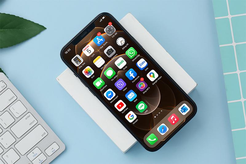 Điện thoại iPhone 12 Pro Max 128GB