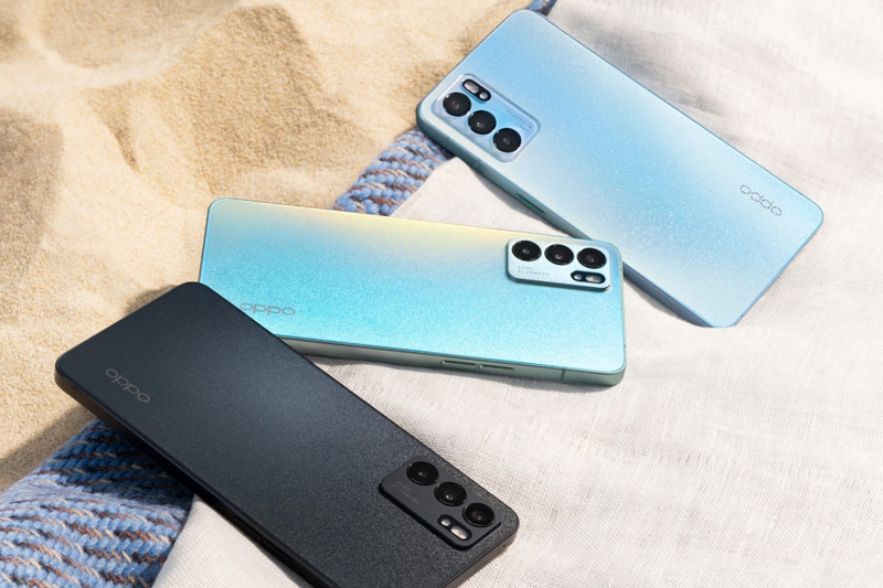 Điện thoại OPPO Reno6 5G