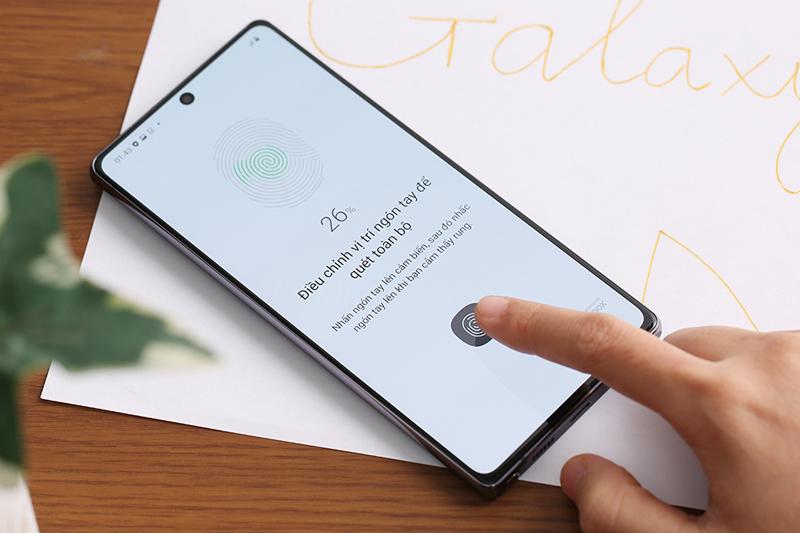 Điện thoại Samsung Galaxy Note 20