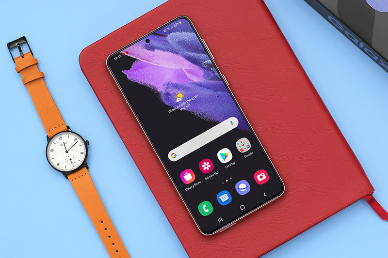 Điện thoại Samsung Galaxy S21+ 5G 128GB