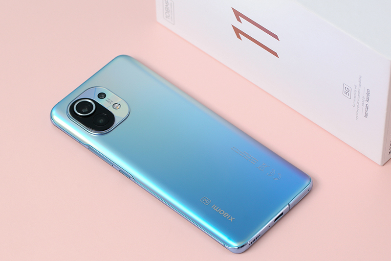 Điện thoại Xiaomi Mi 11 5G