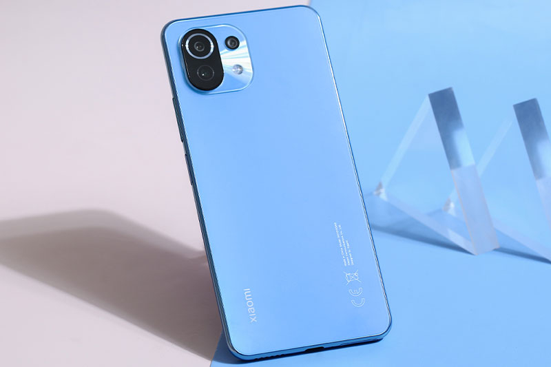 Điện thoại Xiaomi Mi 11 Lite