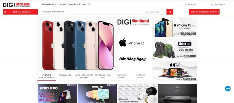 Digiworld Hà Nội