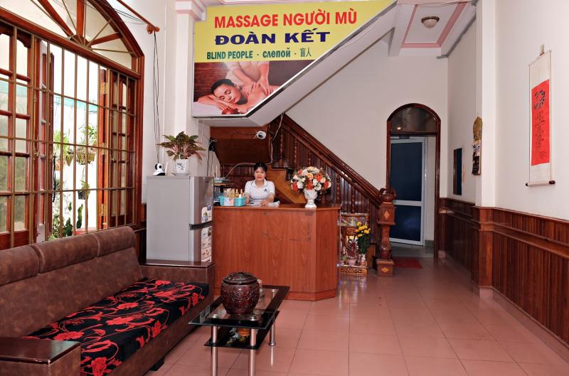 Top 4 Địa chỉ massage người khiếm thị uy tín, lành mạnh tại Khánh Hòa