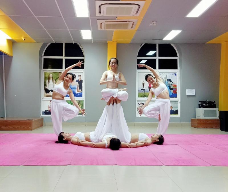 Đông Bắc Fitness & Yoga Center
