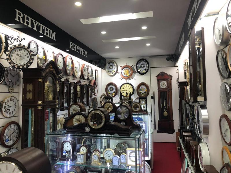Đồng hồ Minh Tường – 99 Hàng Bông