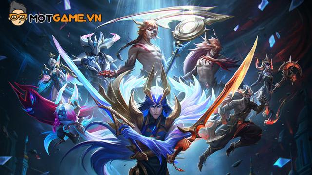 LMHT: Dòng trang phục Thần/Ma trở lại cùng với tướng mới Vex