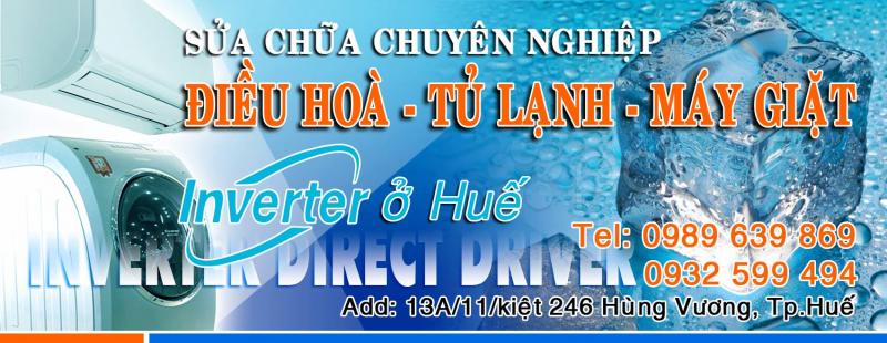 Top 7 Địa chỉ sửa máy giặt tại nhà uy tín nhất ở Huế