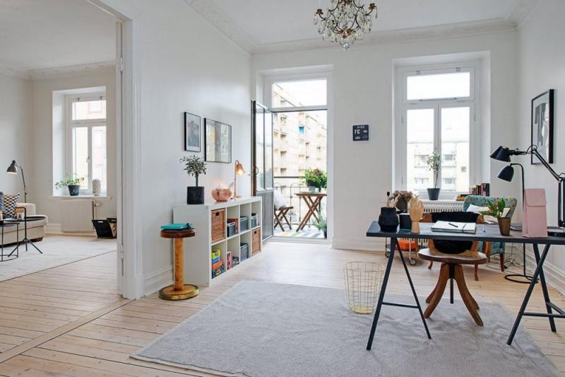 Top 6 Mẹo hay decor nhà theo phong cách Bắc Âu hiện đại mà ấm cúng