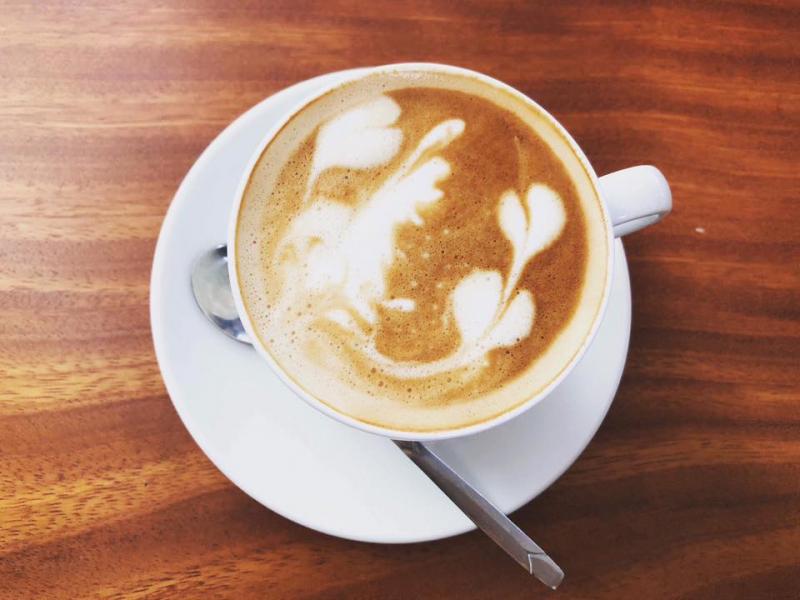 Capuchino tại ECO Coffee