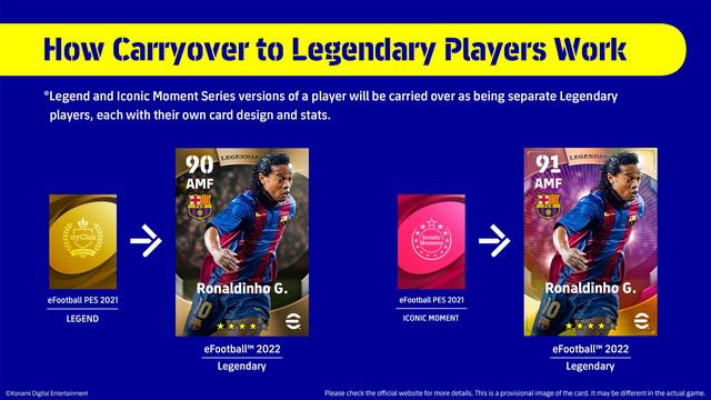 Có gì mới trong eFootball 2022 Mobile?