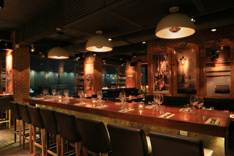 Không gian nhà hàng El Gaucho Steakhouse - Xuân Diệu
