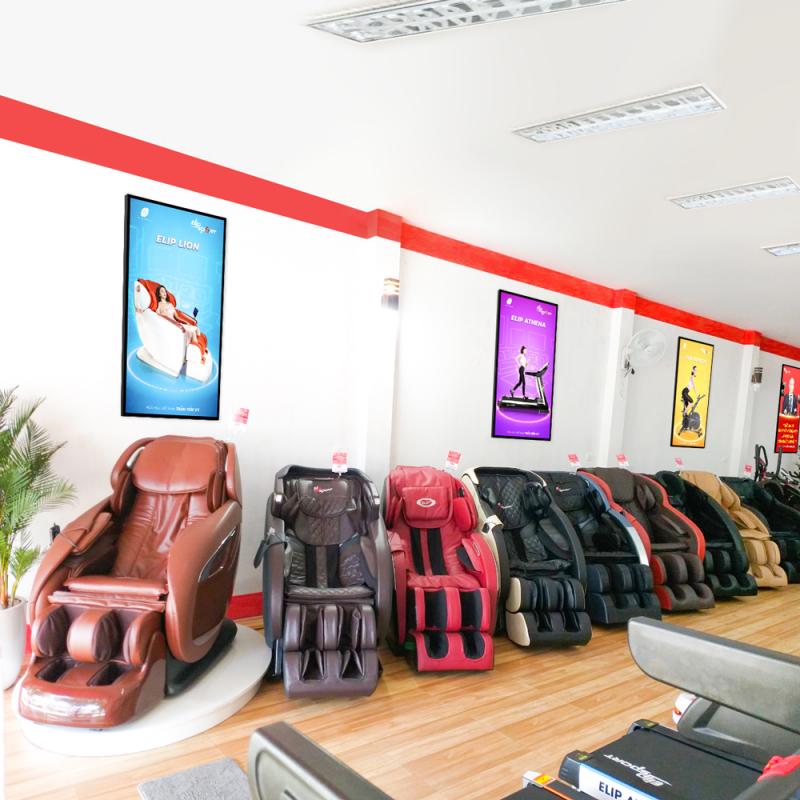 Top 7 Địa chỉ bán ghế massage tốt nhất tỉnh Hà Tĩnh