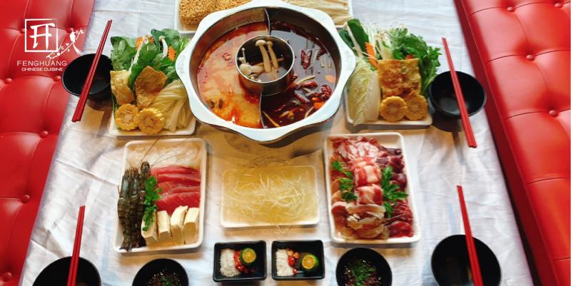 FengHuang - Nhà hàng Dimsum & Lẩu Trung Hoa