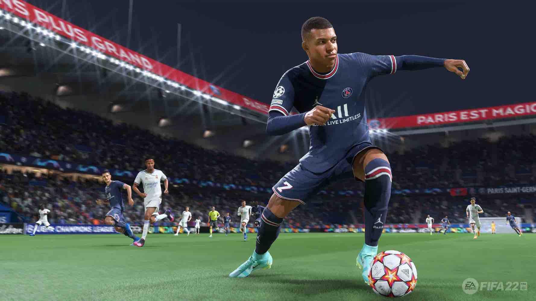 Game thủ sắp được chạm tay đến FIFA 22 vào tháng 10 này - ảnh 1