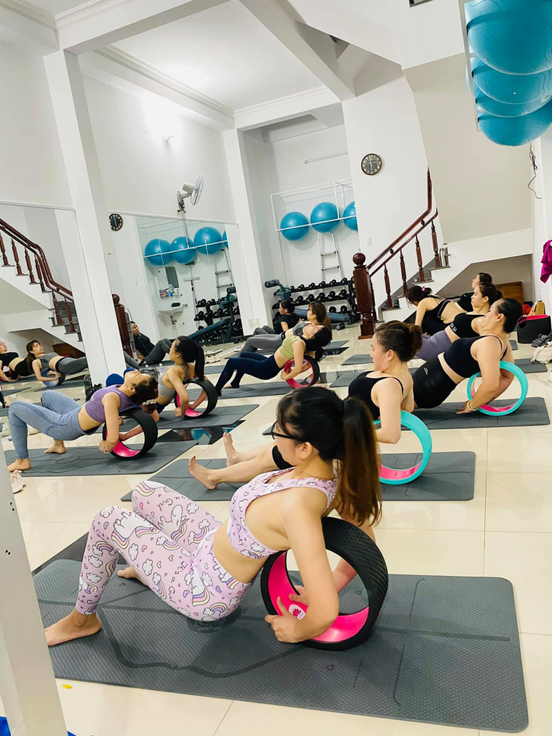 Forever Young Yoga & Fitness