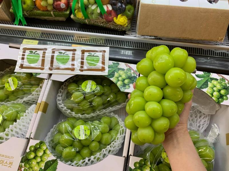 FRUIT BOX cam kết công khai thông tin về xuất xứ, nguồn gốc, giá trị dinh dưỡng đúng với sự thật