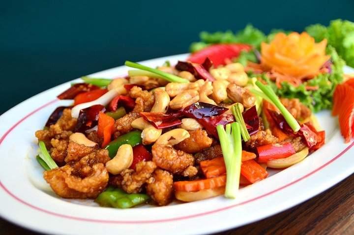 Top 7 Món ăn chế biến từ hạt điều thơm ngon, bổ dưỡng nhất