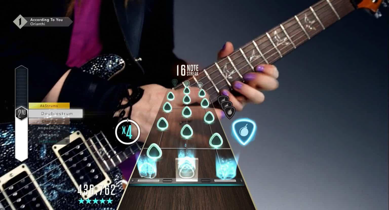 Đã đến lúc game thủ cần các game Guitar Hero và Rock Band mới