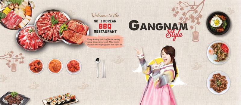 Nhà hàng GangNam Style
