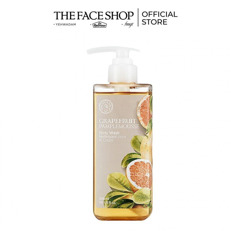 Gel Tắm TheFaceShop Grapefruit Body Wash