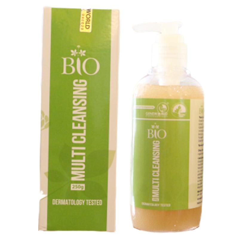 Gel tẩy trang rửa mặt Bio Multi Cleansing