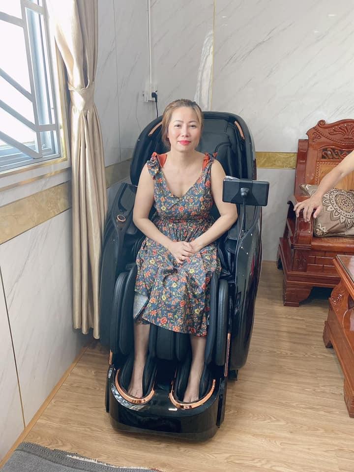Ghế Massage Boss Luxury Chính Hãng Tại KonTum