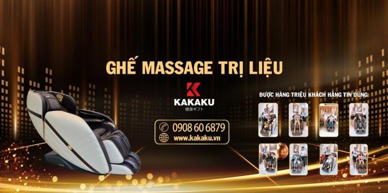 Ghế Massage Cao Cấp An Khê Gia Lai