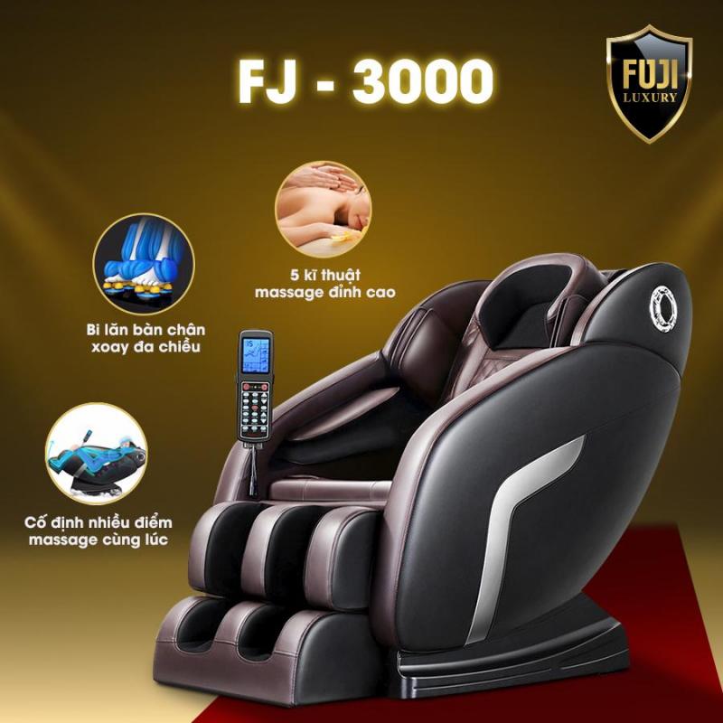 Ghế Massage Fuji Luxury Hà Tĩnh