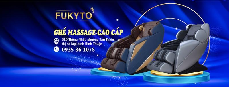 Ghế Massage Fukyto LaGi - Bình Thuận