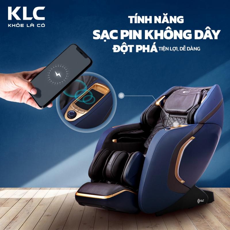 Ghế massage KLC – Bình Thuận