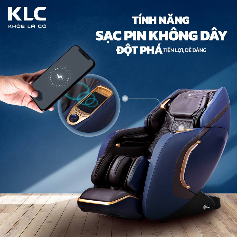 Ghế massage KLC – Gia Lai