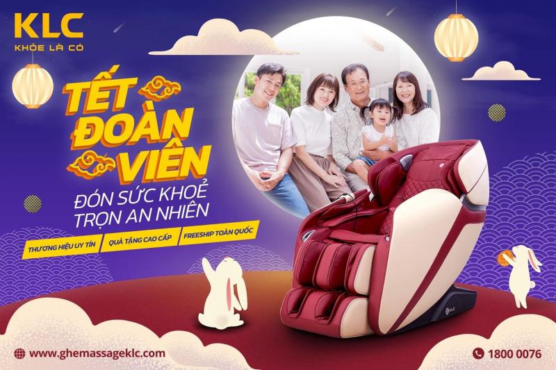 Top 3 Địa chỉ bán ghế massage tốt nhất tỉnh Phú Yên