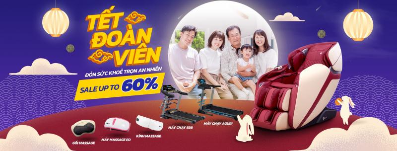 Ghế massage KLC – Quảng Ngãi