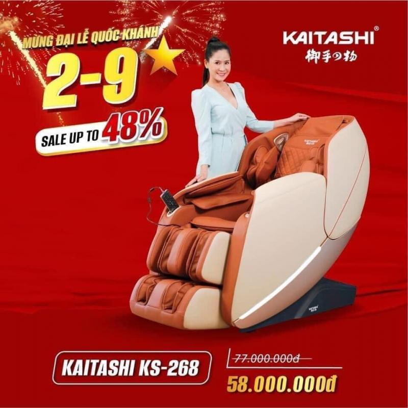 Top 5 Địa chỉ bán ghế massage tốt nhất tỉnh Khánh Hòa