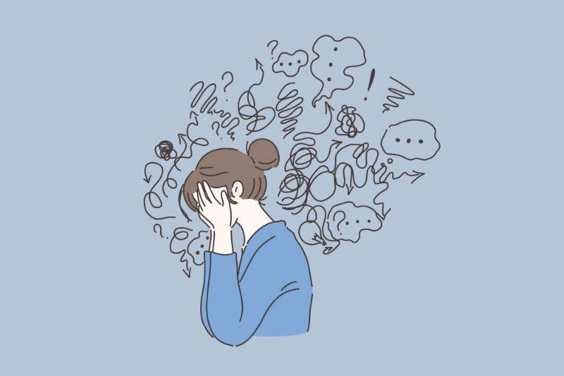 Giảm stress và nguy cơ trầm cảm