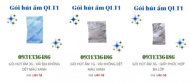 Top 5 Địa chỉ bán gói chống ẩm uy tín nhất Hà Nội
