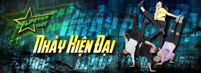 Goldstar chuyên đào tạo các bộ môn nghệ thuật như nhảy, khiêu vũ hiện đại